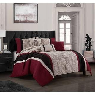 Link to Grand Avenue Lavinia 6- Piece Comforter Set Similar Items in Comforter Sets