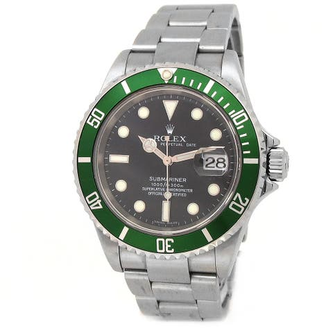 Pre-owned 40mm Rolex Submariner Watch