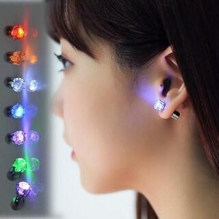 iGlo Light Up Earrings. 9 Colors