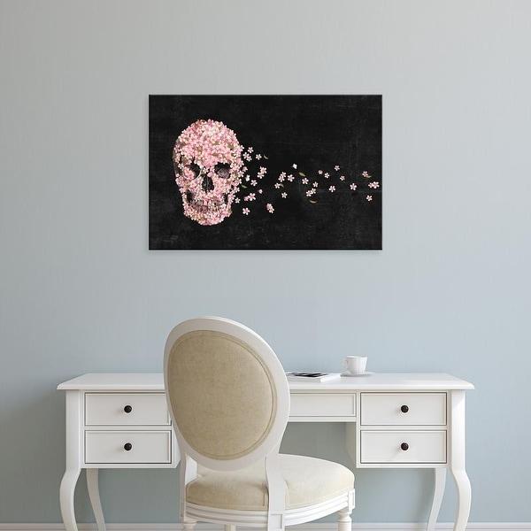 Easy Art Prints Terry Fan's 'A Beautiful Death' Premium Canvas Art