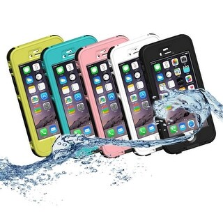 Waterproof & Shockproof Case For iPhone & Samsung With ALL Access In 10 Colors
