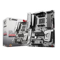 MSI USA X370 XPOWER Desktop Motherboard Gaming Motherboard