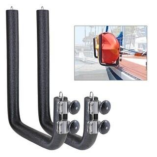 """Magma Removable Rail Mounted Kayak/SUP Rack - Wide - 20"""" - R10-626-20"""