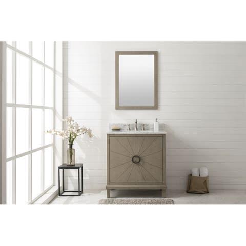 """Legion Furniture 30"""" BATHROOM SINK VANITY WLF7040-30-AGO-CW"""