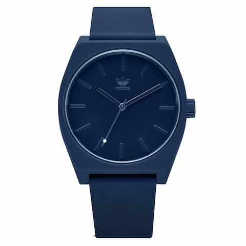Adidas Men's Process Sp1 Z10 2904-00 Blue Silicone Quartz Fashion Watch