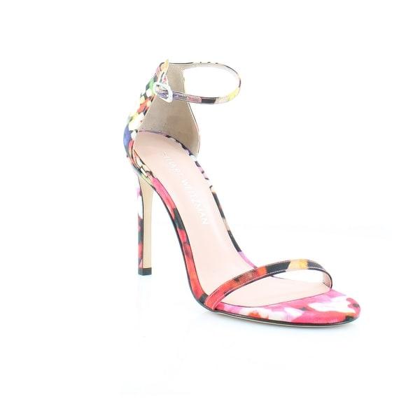 Stuart Weitzman Nudistsong Women's Heels Bright Pixel - 6.5