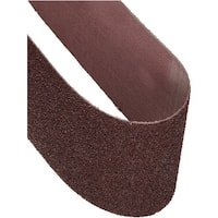"Norton 02246 Power Cloth Sanding Belt, 3"" x 18"""