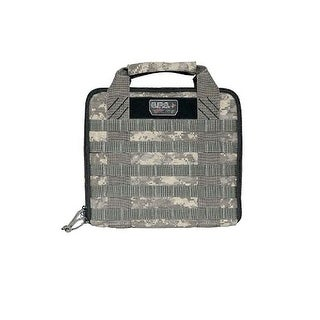 G-Outdoors G.P.S. Tactical Hardside Pistol Case Digital Camo - GPS-T1312PCD