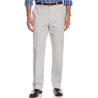 Michael Kors Cotton Twill Chinos Pants Stone Grey Flat Front and Hemmed|https://ak1.ostkcdn.com/images/products/is/images/direct/48f563945b3f89165d2e3a0314e57b4d5b3f9e72/Michael-Kors-Cotton-Twill-Chinos-Pants-Stone-Grey-Flat-Front-and-Hemmed.jpg?impolicy=medium