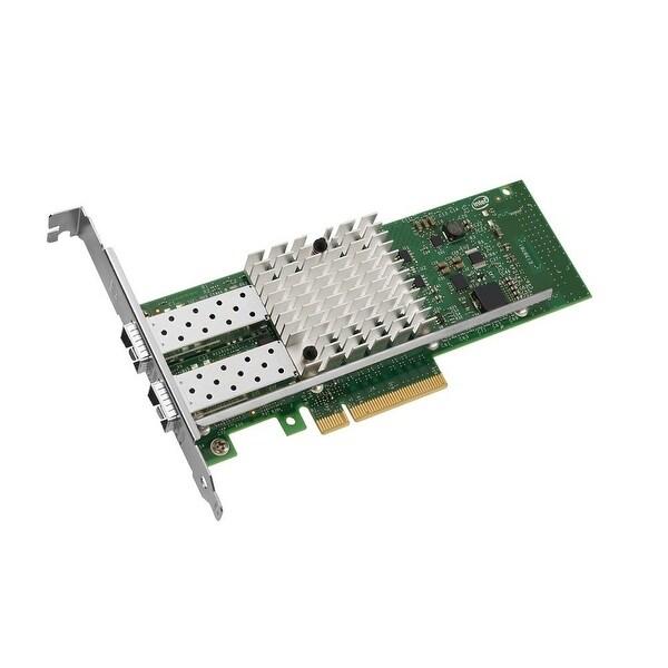 Intel E10g42btda X520-Da2 Dual Port 10Gbps Ethernet Server Adapter W/Pcie 2.0 X8