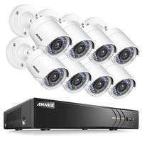 ANNKE 8CH 1080P HD Security Surveillance IR Night Vision Cameras System