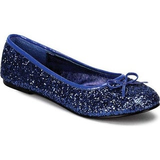 Funtasma Women's Star 16G Blue Glitter