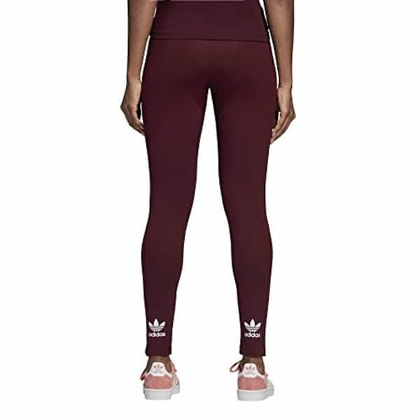 d40f498326228 Shop Adidas Originals Women s Trefoil Leggings - Free Shipping On ...