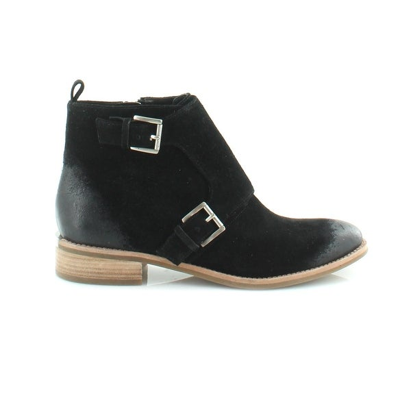 Michael Kors Adams Ankle Boot Women's Boots Black - 7