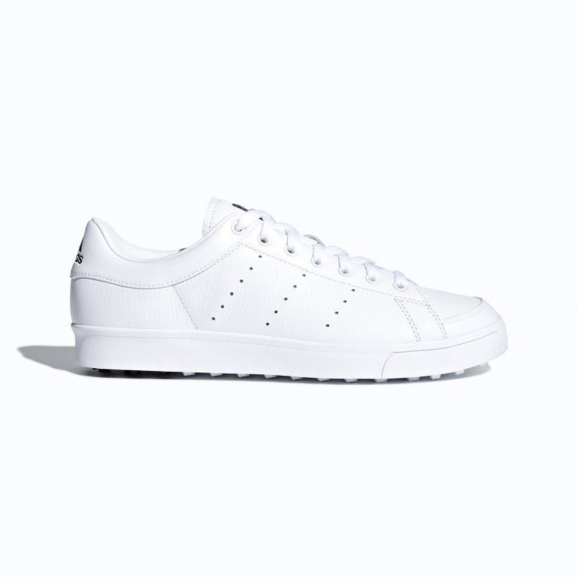 Adidas Men's Adicross Classic Cloud White/Cloud White/Core Black Golf Shoes F33750-F33779
