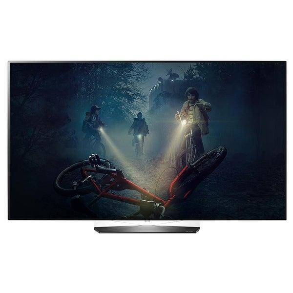 """Refurbished LG 65"""" OLED 4K HDR Smart TV - Black - 65"""