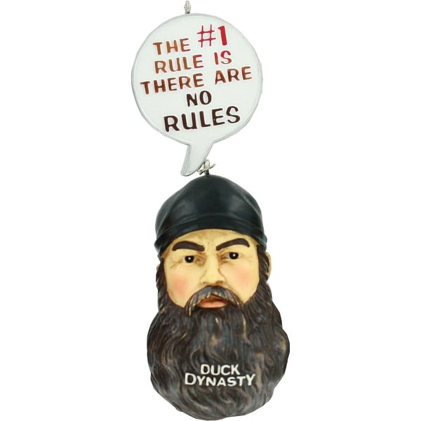 Duck Dynasty Jase Ornament