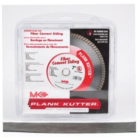 "MK Diamond 156994 Plank Kutter Series Diamond Blade, 7"""