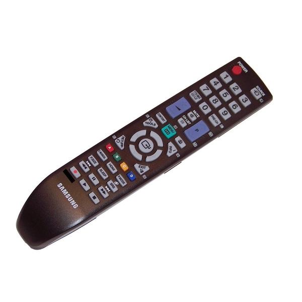 OEM Samsung Remote Control: PS51D490A1XXA, PS51D490A1XXM, PS51D490A1XXP, PS51D490A1XXT, PS51D490A1XXV, PS51D490A1XXZ