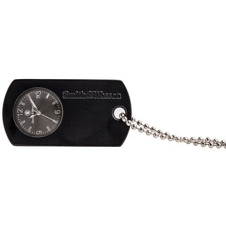 Smith & Wesson Dog Tag Watch Black 30mm