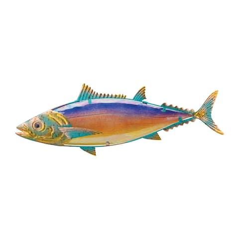 Seaglass Wall Decor - Tuna