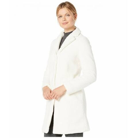 Lauren Ralph Lauren Women's Faux Fur And Shearling Coats, Cream, X-Small