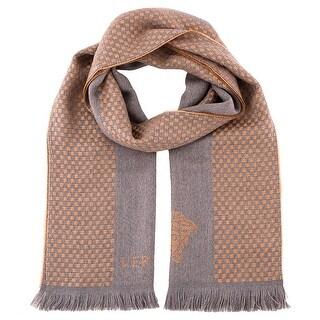 Versace IT00639 100% Wool Mens Scarf