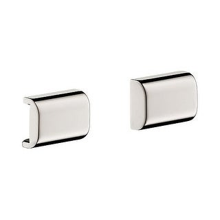 Axor 42871 Universal Back Cover for Rails, - Includes 2