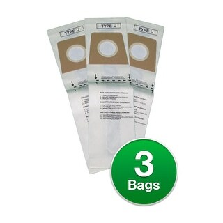 Replacement Vacuum Bag for Royal RY9000 / RY9100 / RY9200 Vacuums