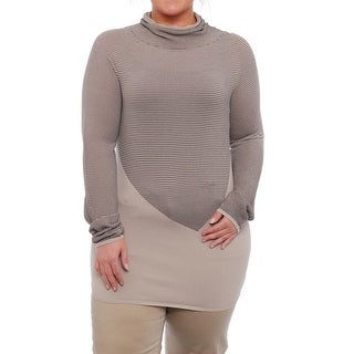 Armani Collezioni Roll Collar Pullover Women Regular Sweater