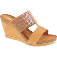 Patrizia By Spring Step Women's Patna Wedge Sandals
