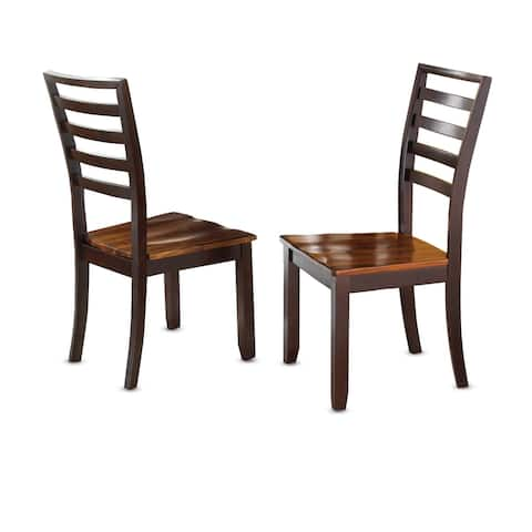 Copper Grove Jeanette Acacia Dining Chairs (Set of 2)