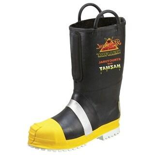Thorogood Work Boots Mens Fire Felt Lined Lug ST Black 807-6003