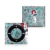 DecalGirl IPS4-MOLMERM Apple iPod Shuffle 4G Skin - Molly Mermaid