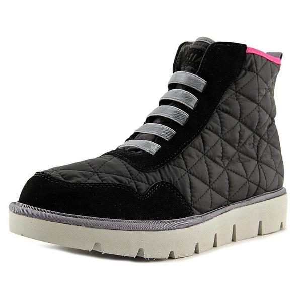 Mia Terran Women Canvas Black Fashion Sneakers
