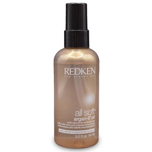 Redken All Soft Argan-6 Multi Care Oil 3.0 fl Oz