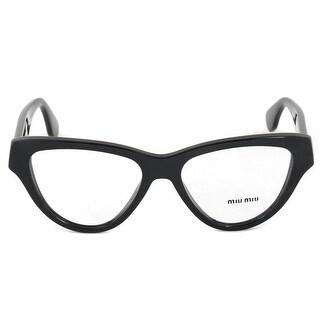 Miu Miu SMU10NVA 1AB1O1 Cat Eye Eyeglasses