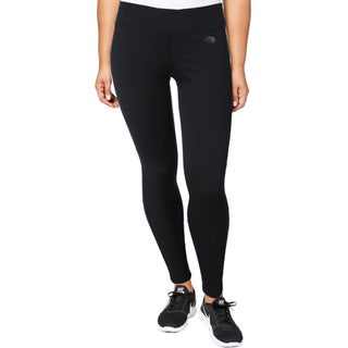 The North Face Womens Athletic Leggings Fitness Yoga Black XL