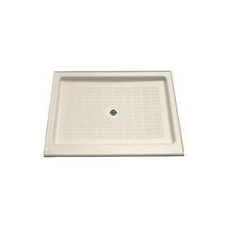 """Kohler K-9026 Purist 48"""" x 36"""" Single Threshold Shower Base with Center Drain"""