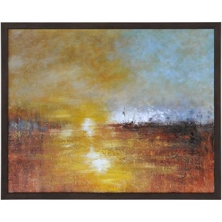 """Surya ART1005 40"""" x 50"""" Abstract Hand Painting on Canvas - N/A"""