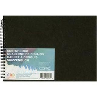 "50 Sheets - Copic Sketchbook 9""X12"""