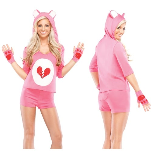 eaa95da7e170a Shop Womens Heartbreaker Teddy Sexy Halloween Costume - Free Shipping On Orders  Over $45 - Overstock - 14671272