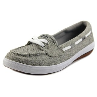 Keds Glimmer Round Toe Canvas Loafer