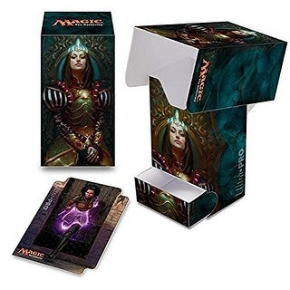 Magic the Gathering: Conspiracy: Take the Crown Full-View Deck Box with Tray