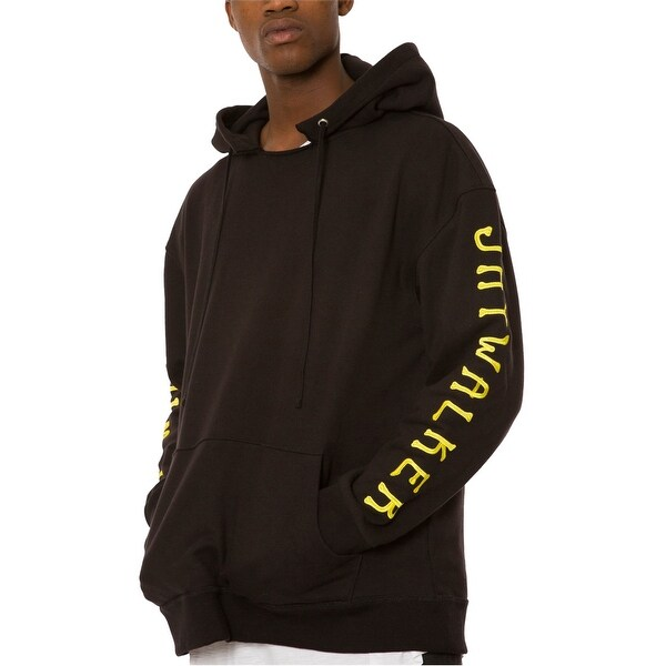 Jaywalker Mens Graphic-Print Hoodie Sweatshirt. Opens flyout.
