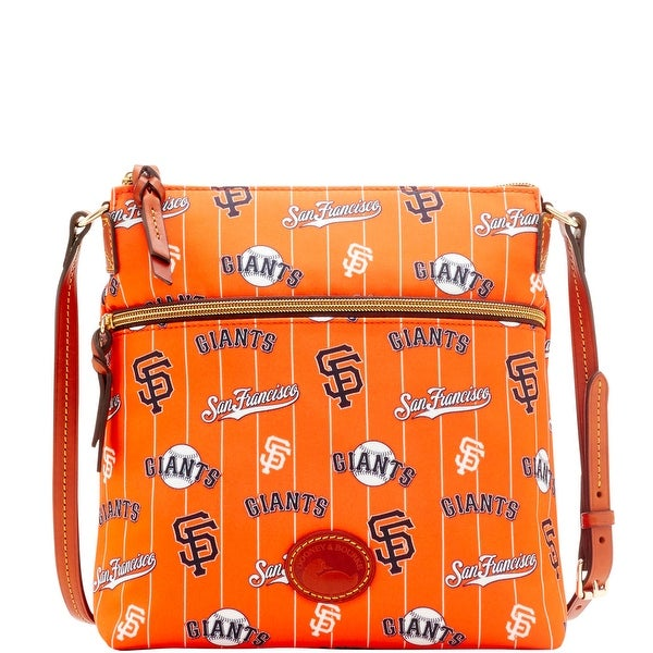 983dd2fc47ff8 Dooney & Bourke MLB San Francisco Giants Crossbody Shoulder Bag  (Introduced by Dooney &