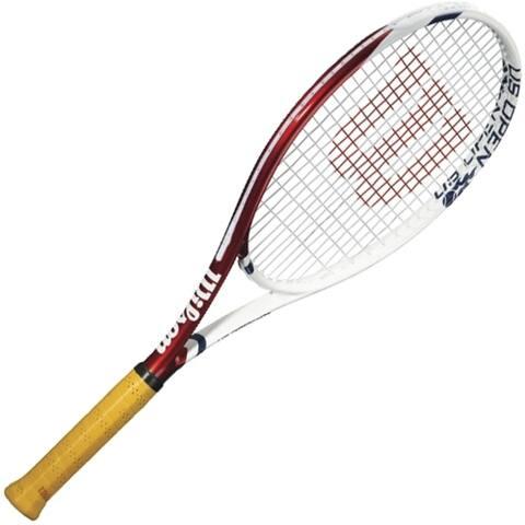Wilson Junior US Open Tennis Racquet (23-Inch)