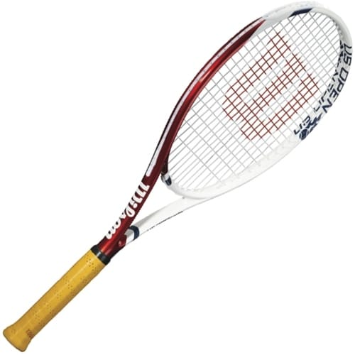 Wilson Junior US Open Tennis Racquet (25-Inch)