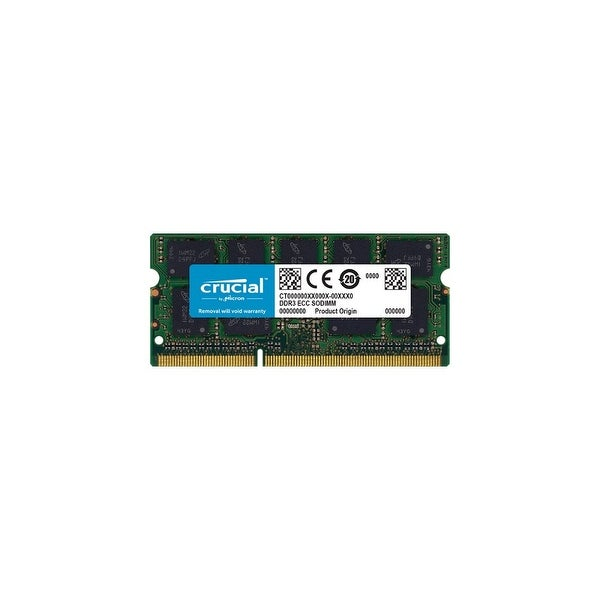 Crucial CT4G3S1067M Computer RAM Module with 4GB DDR3 SD RAM