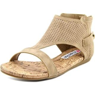 2 Lips Too Too Clover Women Open Toe Synthetic Brown Gladiator Sandal|https://ak1.ostkcdn.com/images/products/is/images/direct/49201d87e04eac5449dc3d848f216841f11e29e0/2-Lips-Too-Too-Clover-Women-Open-Toe-Synthetic-Gladiator-Sandal.jpg?impolicy=medium
